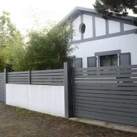 Réalisation 3 Portails Cogne - Fenêtres, Fermetures et menuiserie à Saint Sauveur (Isère)