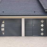 Portes de garage 03 Cogne - Fenêtres, Fermetures et menuiserie à Saint Sauveur (Isère)