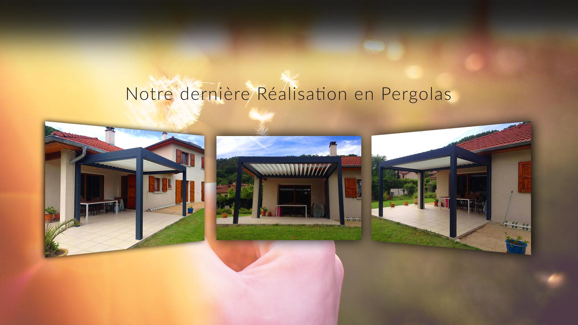 Réalisation 01 Cogne - Fenêtres, fermetures et menuiserie Saint-Sauvert (Isère)