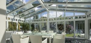 COGNE - Actu-veranda en alu-pergola aluminium pour terrasse-pergola bioclimatique à lames orientables