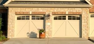 COGNE - porte de garage battant - portes battantes
